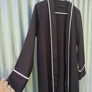 HAVE black duster Small